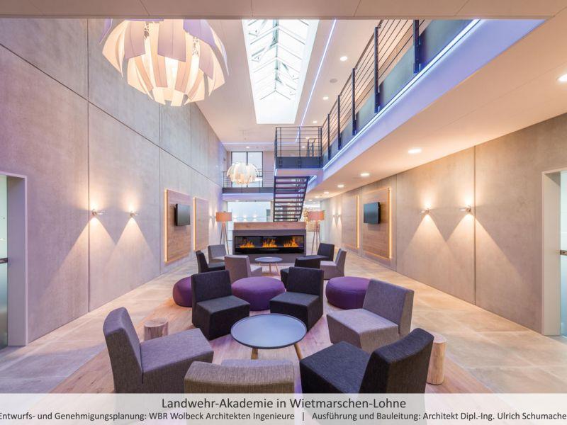 Architekten Lingen referenzen im bereich geschätshäuser wbr architekten lingen
