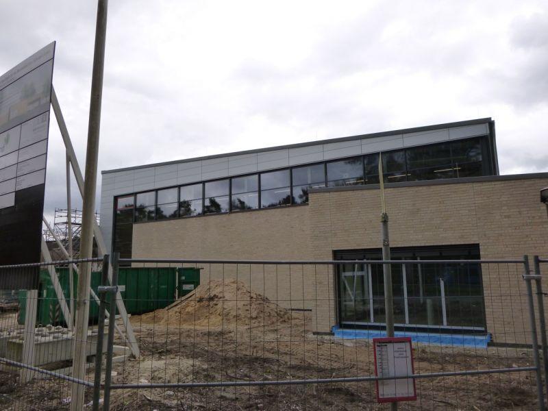 bauprojekt sporthalle lingen wbr architekten lingen