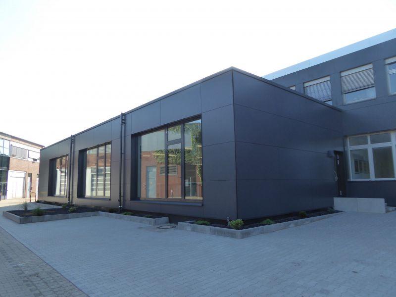 Architekten Lingen referenzen im bereich industriebauten wbr architekten lingen